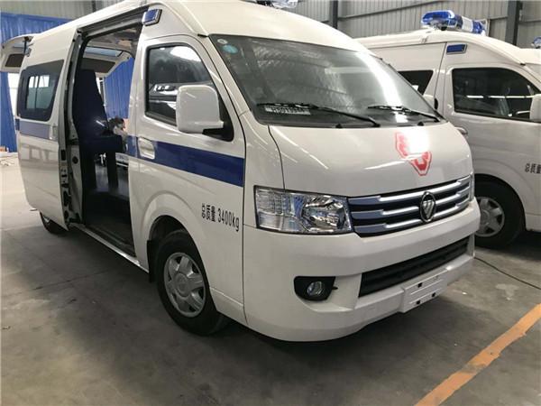 国六福田G9救护车厂家配置-报价-价格-图片-多少钱