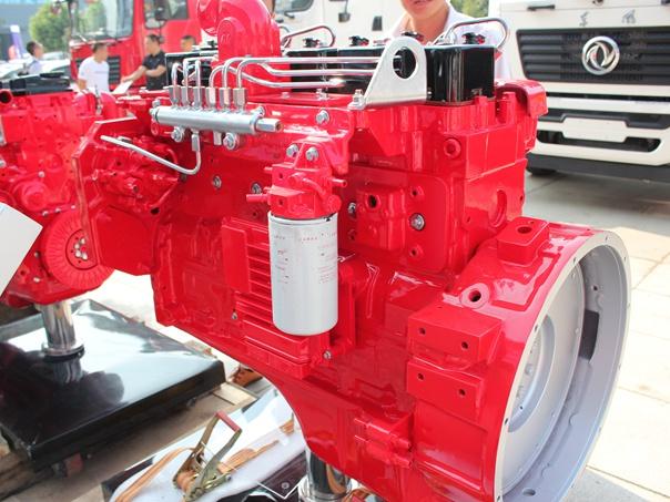 东风康明斯  技术驱动未来--ISB5.9系列发动机解析