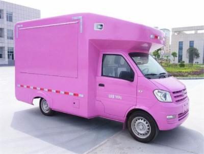 女司机驾驶移动售货车如何保障安全
