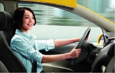 女司机驾驶商务车必须要注意的事项