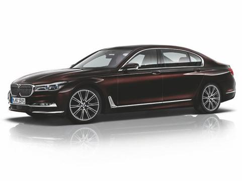 全新BMW 7系个性化定制系列风范上市 运通嘉宝为您定制专属座驾