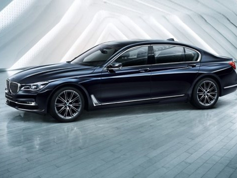 全新BMW 7系个性化定制 这里有令你心驰神往的