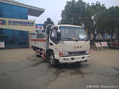 油耗低 效率高 江淮气瓶运输车