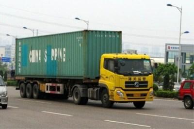 上海要求国三集卡改国四