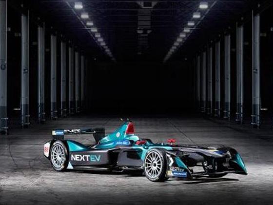 700R动力总成 蔚来发布2016/17新赛车