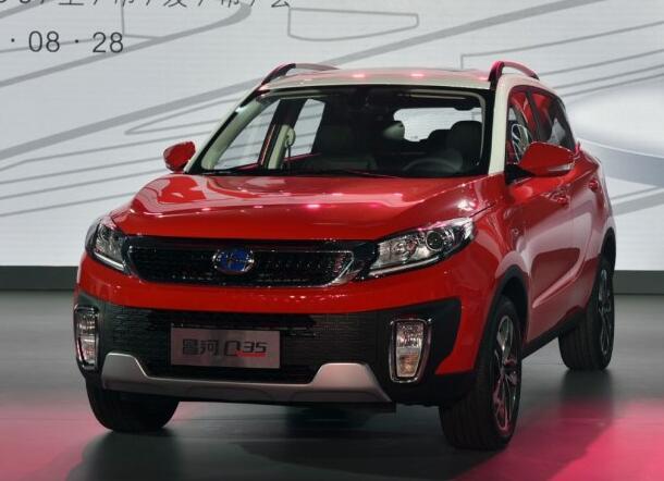 售价6.59-8.69万元 昌河Q35正式上市