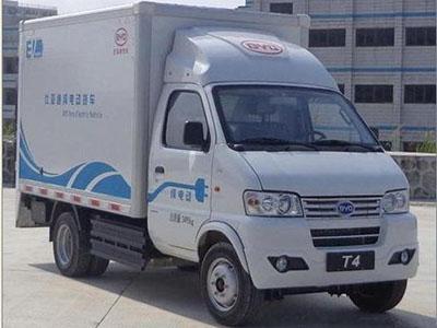 绿色环保,经济实用 比亚迪T4轻型电动货车