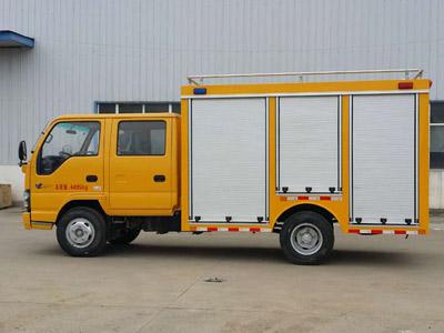 五十铃工程车-五十铃工程车价格-DLQ5040XGCY4工程车