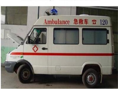 高级救护车的配套装置