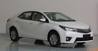 一汽丰田卡罗拉1.2T将于9月28日上市