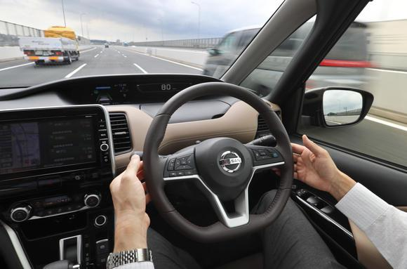 日本计划2030年前使无人驾驶汽车比重达到20%