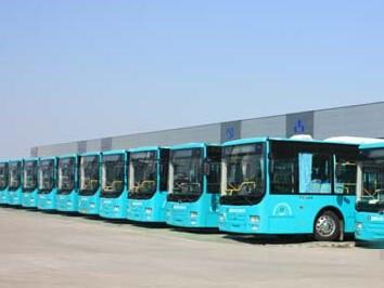 五洲龙塑造高品质新能源客车品牌