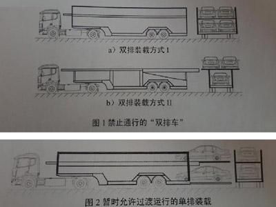 """9.21起 云南全面禁止""""双排车""""进入高速路"""