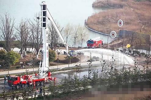徐工DG88消防车首次实现国内市场销售