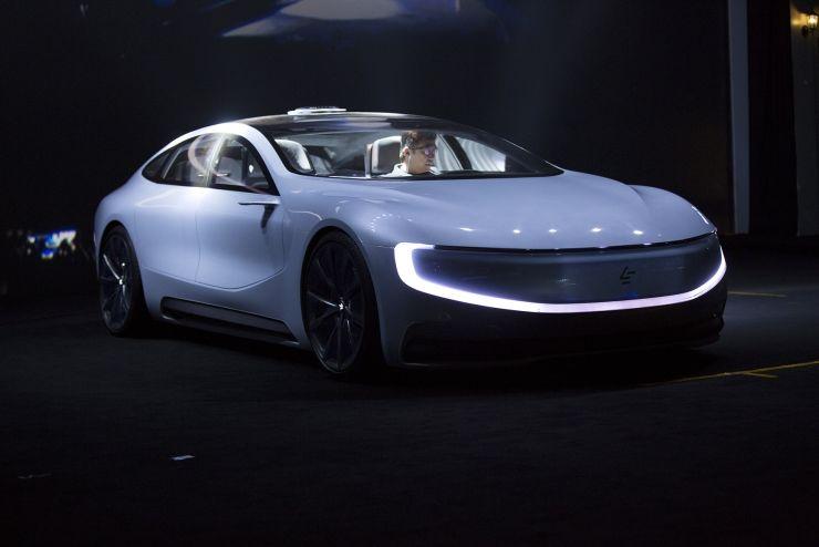 乐视汽车首轮融资,PPT能变成价值千亿的生意吗?