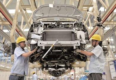 """轿车市场触底反弹 自主品牌开始""""卷土重来"""""""