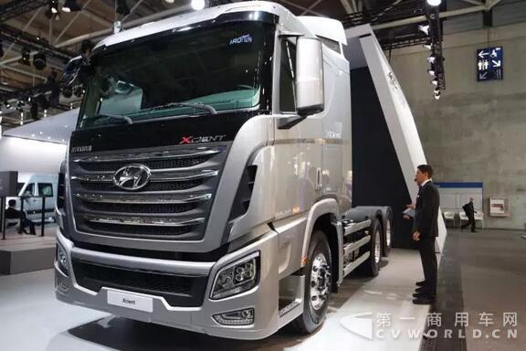 1款概念车+5辆量产车 韩国现代重磅车型亮相汉诺威车展