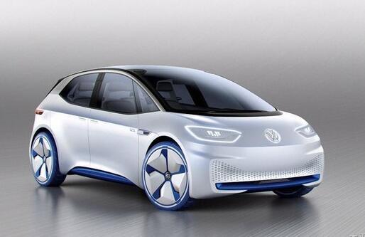大众全新纯电动概念车I.D.发布 有望国产