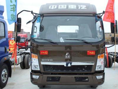 国庆促销 佛山重汽悍将载货车售10.98万