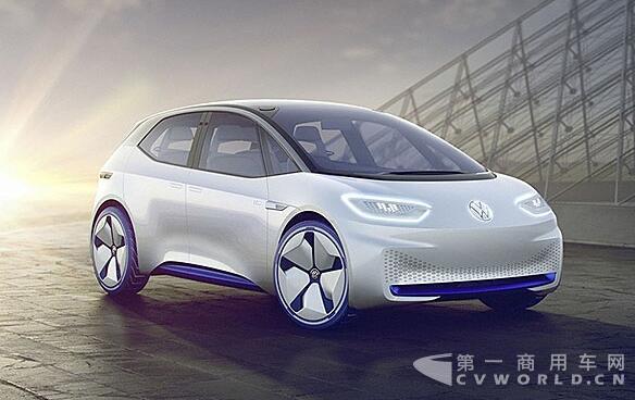 大众与江淮牵手猜想:将合力造纯电动概念车?