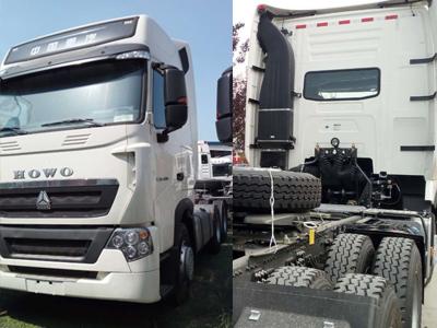 降价10万促销豪沃T7、A7、牵引、自卸车