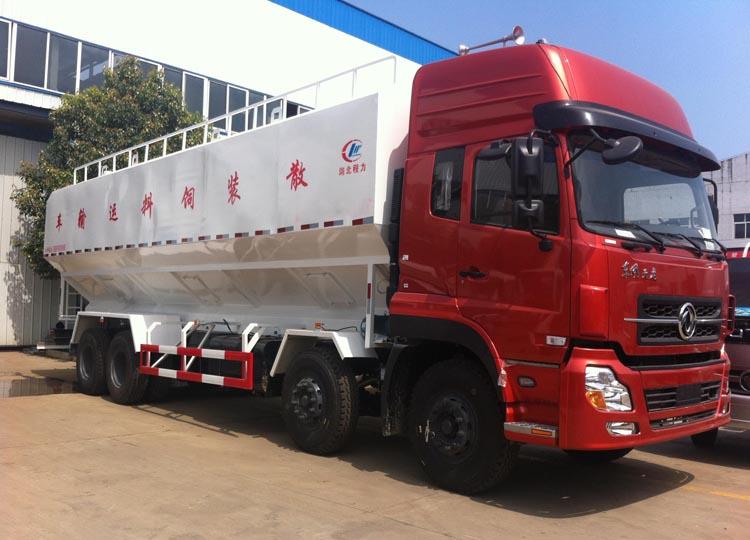 40方(20吨)饲料车-40方散装饲料车-40方饲料车价格