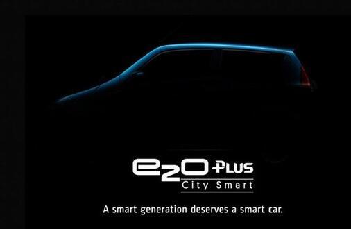 印度电动四门轿车欧洲上市 10.7万元起