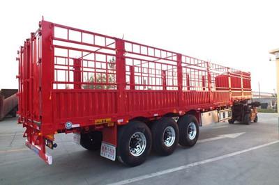 总重49吨 轻量化挂车减重从铝合金开始