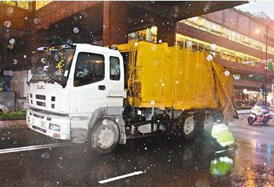 选购垃圾车配件应注意那些问题?