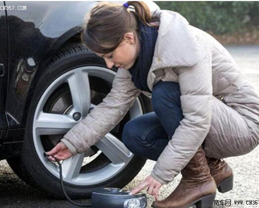 轮胎充气时需遵循规范 留意八点注意事项