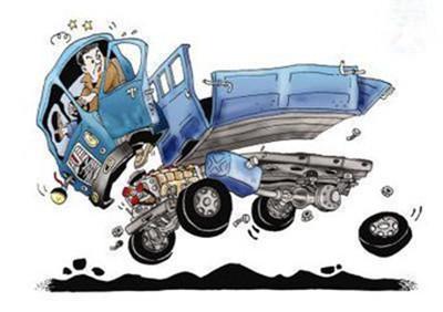 河南:驾驶拼装车和报废车将吊销驾照