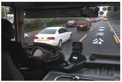 北京万余公交年内将装一键报警