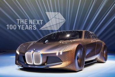 宝马将推出iNext燃油版和燃料电池版 降低成本