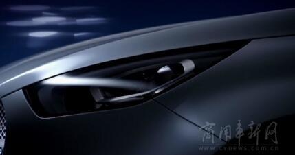 大灯组酷似特斯拉 奔驰皮卡概念车细节