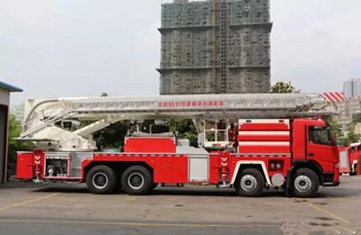 消防车的种类你能认出的有多少