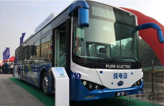 前三季度新能源客车销售5.7万辆 各大车企占比多少?