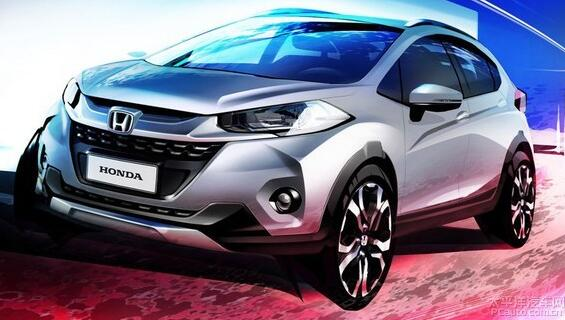 本田WR-V小型SUV或将国产 定位低于XR-V