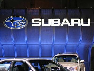 斯巴鲁美国召回逾10万起火隐患车辆