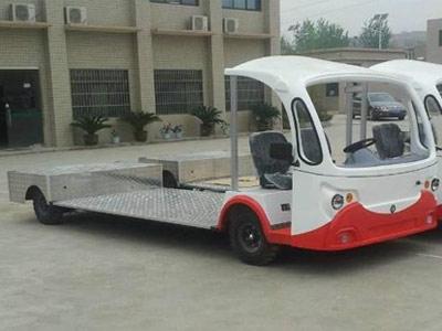电动平板运输车——小身材大用途