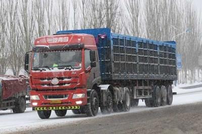 天冷了 小编教您卡车如何应对难遇的超级冷冬