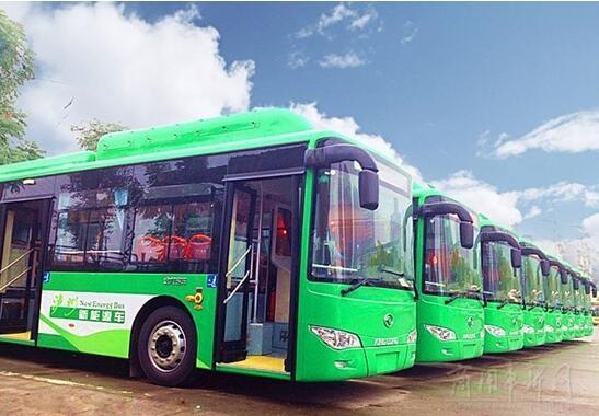 金龙客车:迈进新能源时代