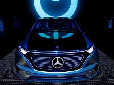 奔驰电动车品牌EQ在德生产首款电动车