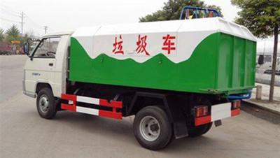 垃圾车厂家提醒:改装垃圾车时必须注意的10个要点!