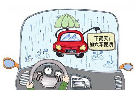 应对各种恶劣天气的驾驶方法