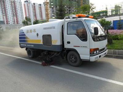 扫路车错误的保养方法,你对号入座吗?