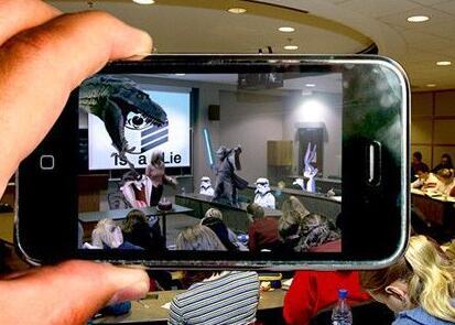 苹果AR技术最快一两年内推出或用于自动驾驶系统