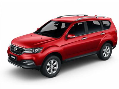 纯越野硬派SUV震撼升级 新款陆风X8将于11月18日上市