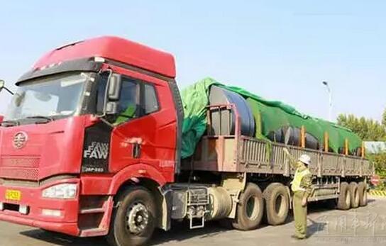 """""""史上最严""""超限运输车辆处罚  超载1吨罚款500元"""
