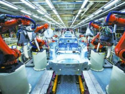 一汽-大众新车与奥迪共线生产