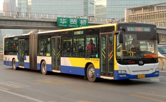 两部局发布关于公交车免征购置税有关问题的通知